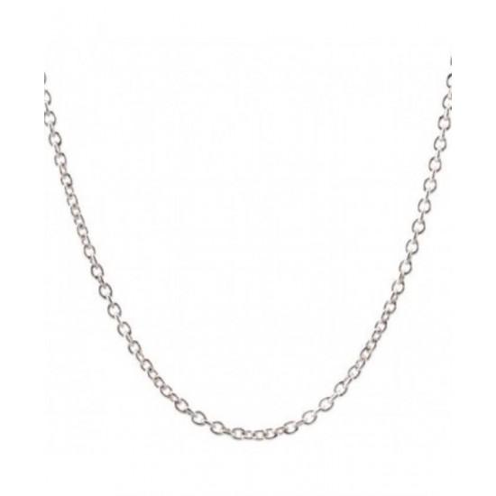 Pandora Necklace-Silver 75cm Jewelry