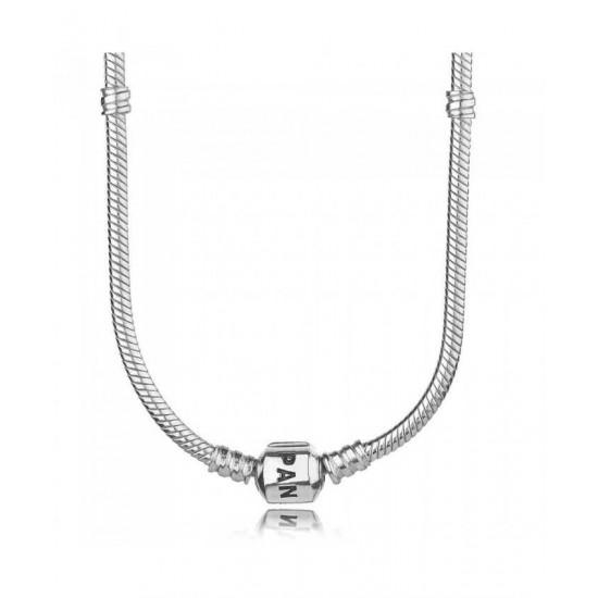 Pandora Necklace-Silver 40cm Jewelry