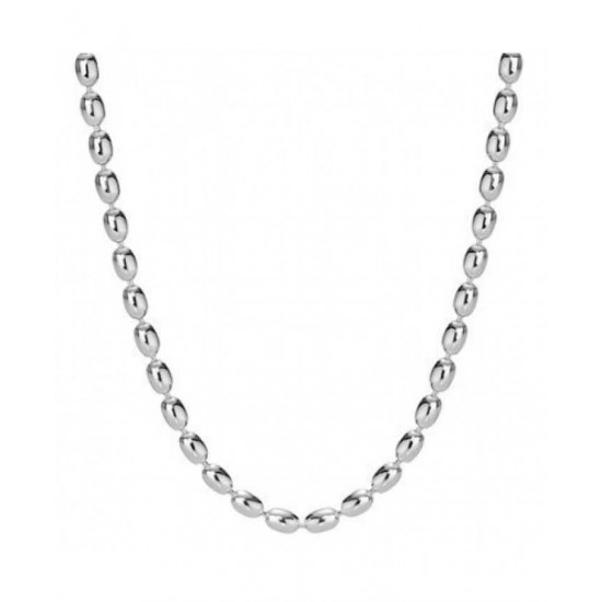 Pandora Necklace-Silver Fancy 80cm Jewelry