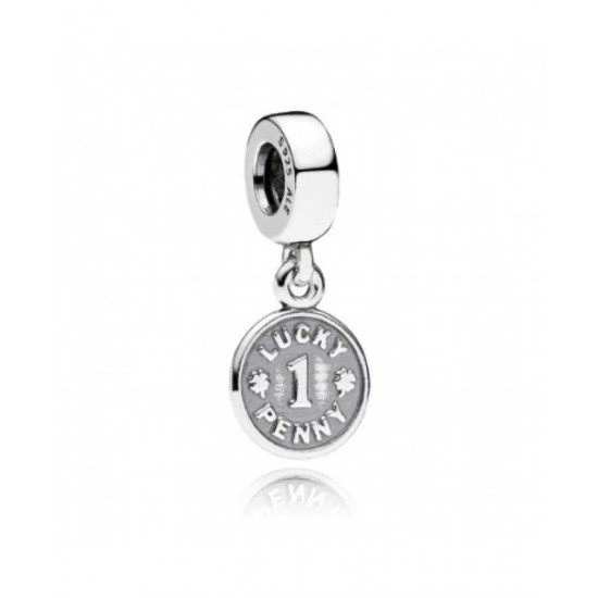 Pandora Pendant-Lucky Penny Jewelry