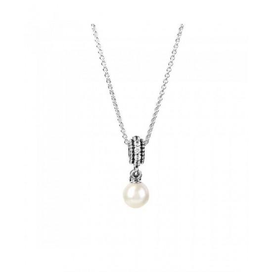 Pandora Necklace-Luminous Elegance Jewelry