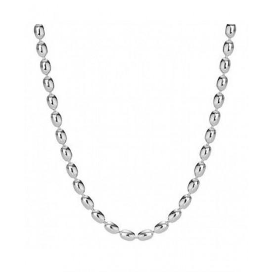 Pandora Necklace-Silver Fancy 100cm Jewelry
