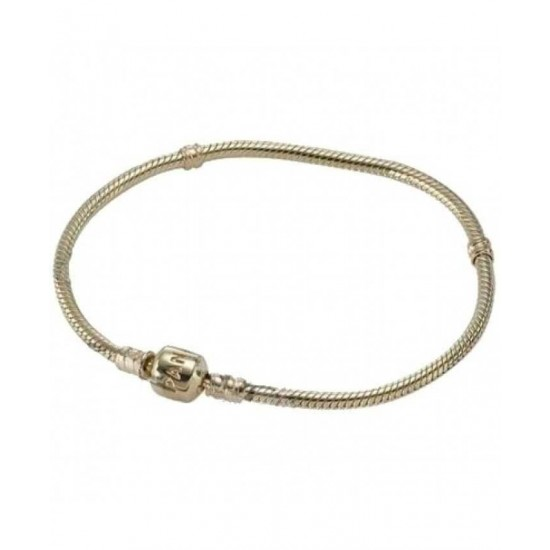 Pandora Necklace-14 Carat Gold 50cm Jewelry