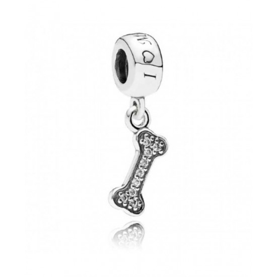 Pandora Pendant-Dog Bone Jewelry