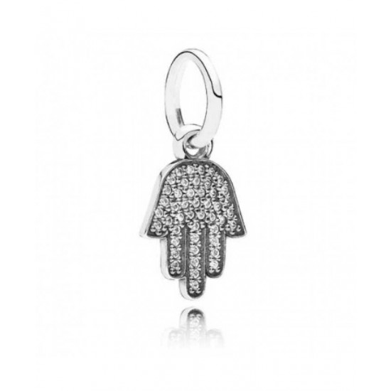 Pandora Pendant-Sparkling Protection Jewelry