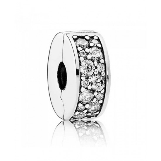 Pandora Clip-Shining Elegance Jewelry