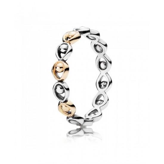 Pandora Ring-Silver Peacock Glory Jewelry