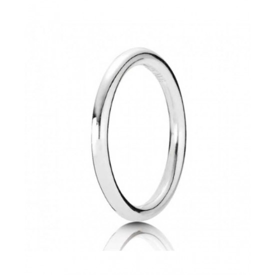 Pandora Ring-Sterling Silver Band Jewelry