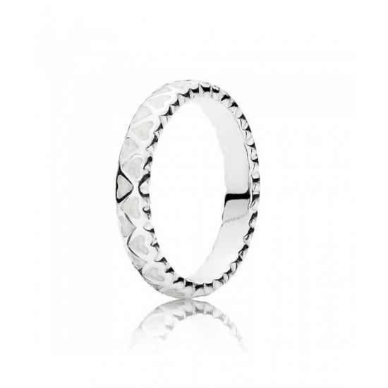 Pandora Ring-Silver Abundance Of Love Jewelry
