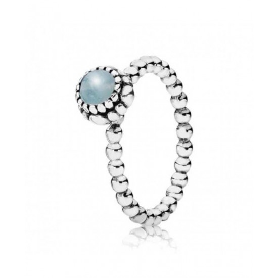 Pandora Ring-Silver Bead Jewelry